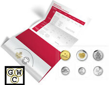2017 Classic Canadian Coin Set - Uncirculated P-L Mint Set of Coins (17969)