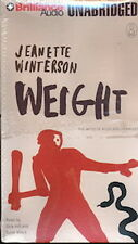 Audio book - Weight by Jeanette Winterson   -   Cass   -   Abr