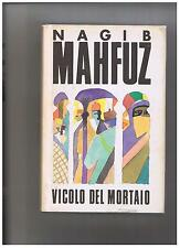 Nagib Mahfuz VICOLO DEL MORTAIO