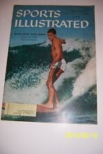 1958 Sports Illustrated  AUSTRALIA SURFING Rough Sport DOWN UNDER Tough Aussies