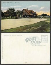 Old Pennsylvania Postcard - Butler - Country Club and Grounds