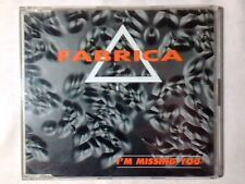 FABRICA I'm missing you cd singolo 6 TRACKS RARISSIMO COME NUOVO RARE LIKE NEW!
