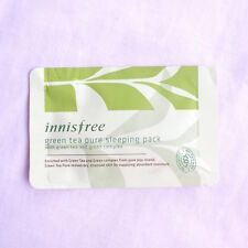 Innisfree Green Tea Pure Sleeping Pack - Sample
