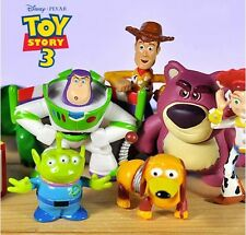 Disney Toy Story Character Action Figure Cake Topper Decor Display Kid Child Toy