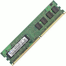 1GB (1x1GB) DDR2-800 PC2-6400 6400U Non-ECC Desktop PC Memory (RAM)  240-pin CL5