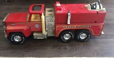 Nylint Rescue Pumper Firetruck Vintage Metal and Plastic Diecast Nice!!
