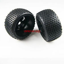 Rear Dirt Buster Wheel Tyre for HPI Rovan Kingmotor baja 5b SS
