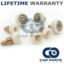FOR VW LT LT35 LT46 1995-06 SET OF 3 RIGHT SLIDING DOOR ROLLER REPAIR KIT