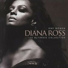 """DIANA ROSS """"ONE WOMEN-ULTIMATE COLLECTION"""" CD NEUWARE"""