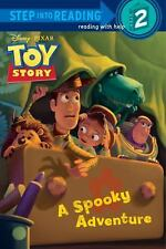 A Spooky Adventure (Disney/Pixar Toy Story) (Step into Reading), Jordan, Apple,