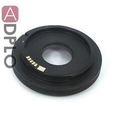 Af confirm Lens Adapter Ring For Canon FD Lens To Canon EOS EF 5DIII 70D 100D
