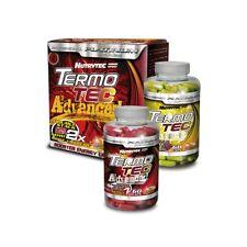Termotec Advanced 120cps  Acelerador Termogénico Multi-acción  quemador de grasa