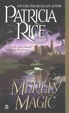 Merely Magic by Rice, Patricia, Good Book