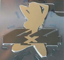 Bully Stainless Steel Body Decal 4X4 Girl Emblem for Ford F150 F250 F350 F450