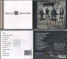 2 CD, Angeline-Confessions (2010) + disconnected (2011), AOR, melodic rock