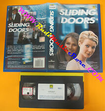 VHS film SLIDING DOORS 1998 Gwyneth Paltrow MEDUSA 1065301 (F2) no dvd