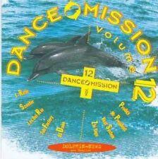 Dance Mission 12 (1996) Prodigy, Faithless, Mr. President, Los del Rio, F.. [CD]