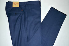 NEW MARCO PESCAROLO KITON DRESS PANT WOOL CASHMERE SILK SIZE 30 US 46 EU COD581