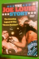 The Joe Louis Story NEW DVD 1953 Coley Wallace  Hilda Simms Sealed Free Shipping