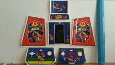 Coleco donkey kong jr  tabletop  prototype replacement decals