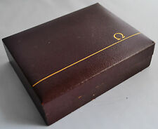 OMEGA Vintage 1950's Box Speedmaster Co-Axial Constellation Seamaster Umbrella