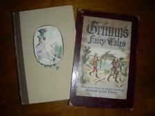 Grimm's Fairy Tales ill by Fritz Kredel ILLUSTRATED JUNIOR LIBRARY w slipcase