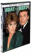 HART TO HART THE COMPLETE FINAL SEASON FIVE BRAND NEW SEALED R1 DVD SERIES 5