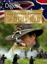 THE UNTOLD SECRETS OF THE CIVIL WAR Reader's Digest 6 DISC SET Brand New SEALED