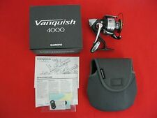 SHIMANO VANQUISH 4000 F JAPAN FISHING REEL GEAR SPINNING CAST WATER 022255171724