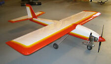 Airtronics Jetfire 40 Aerobatic Sport Plane Plans and Templates