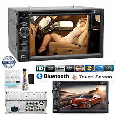 "HD Double 2 DIN 6.2"" Car Stereo CD DVD Player Radio Bluetooth FM AM TV For Ford"