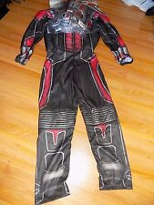 Boy's Size Small 4-6 Marvel Ant-Man Halloween Costume Jumpsuit & Mask New