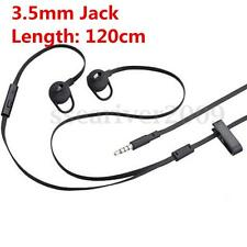 Black 3.5mm Stereo Premium Headset Earphone For Blackberry Q10 Q20 Q30 Z30 New