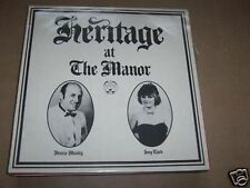 HERITAGE - AT THE MANOR  LP