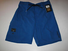 Billabong Big Boys 29/18 Blue Rum Point Boardshorts Board Shorts Kids NWT