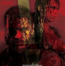 Brand New Metal Gear Solid V Original Sountrack The Lost Tapes CD+Cassette