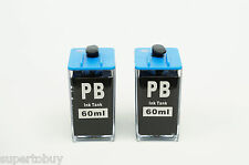 2 PB Ink Tank for HP 564 564XL DIY Ink REFILL system