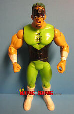 WWE Jakks Ruthless Aggression HURRICANE Wrestling Figure WCW