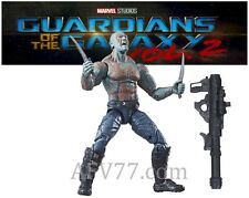 "Hasbro 2017 Marvel Legends 6"" Guardians of the Galaxy Vol. 2 DRAX *NO* Titus BAF"