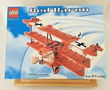 LEGO ADVANCED MODELS 'RED BARON' (10024) NEW FACTORY SEALED!!!
