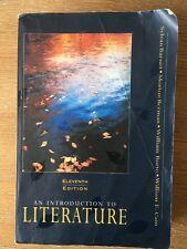 An Introduction to Literature by William E. Cain, William Burto & Morton Berman