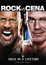 WWE: Rock vs. Cena (DVD, 2015) NEW