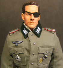 1/6 scale Tom Cruise as Colonel Claus von Stauffenberg from Valkyrie--Brand New