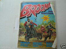 BROMM DUTCH COMIC NO 3A BMW R90S,KENNY ROBERTS,EVEL KNIEVEL,JOCHEM MASS,MOPEDS,