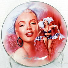 "Marilyn Monroe ""Shimmering Heat"" 2nd in Series Reflections of Marilyn Plate"