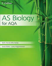 AS Biology for AQA (Collins AS and A2 Science)