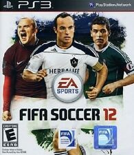 NEW PS3 EA SPORTS FIFA SOCCER 12 VIDEO GAME ROONEY,DONOVAN BPL,LFP,FMF,MLS,UEFA