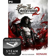 CASTLEVANIA LORDS OF SHADOW 2 PC STEAM KEY