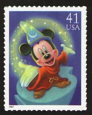 US. 4192. Mickey Mouse. The Art of Disney: Magic. Mint. NH