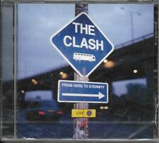 CD 17T THE CLASH FROM HERE TO ETERNITY BEST OF 1999 NEUF SCELLE